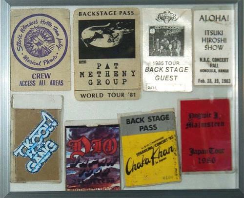 0011 Concert Tour